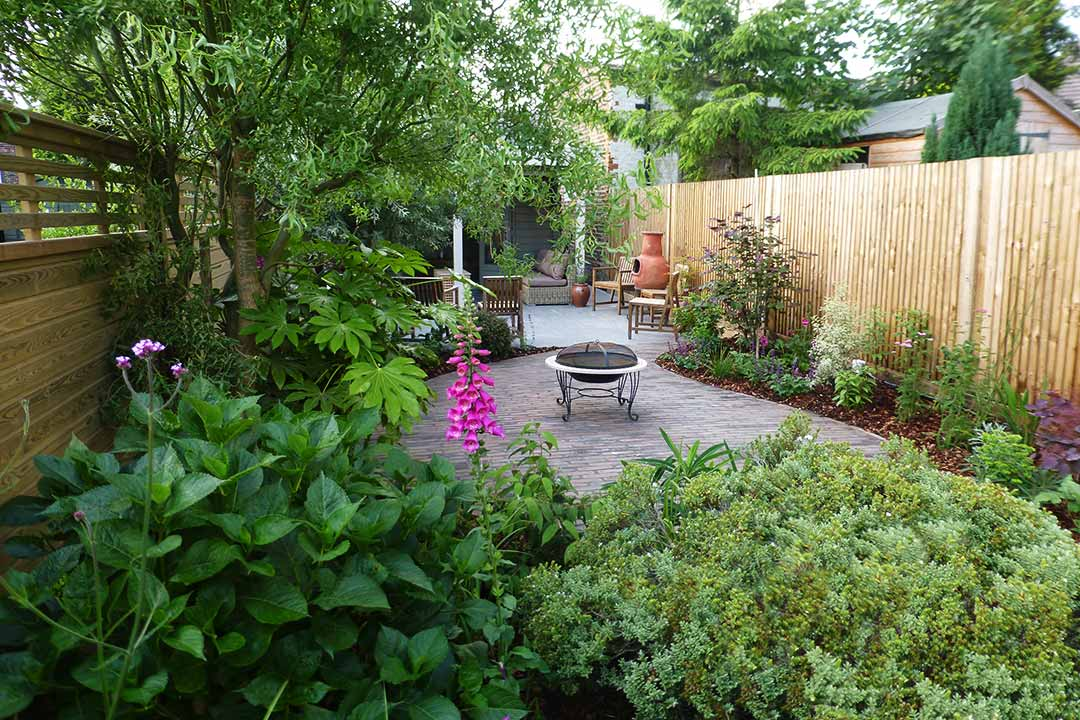 Townhouse Garden, Reigate