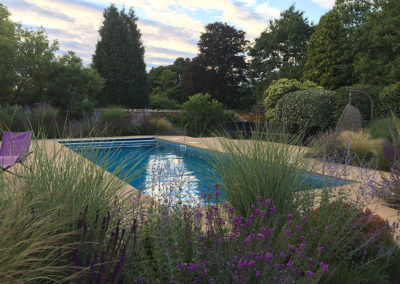 Large Rural Garden, Reigate Heath